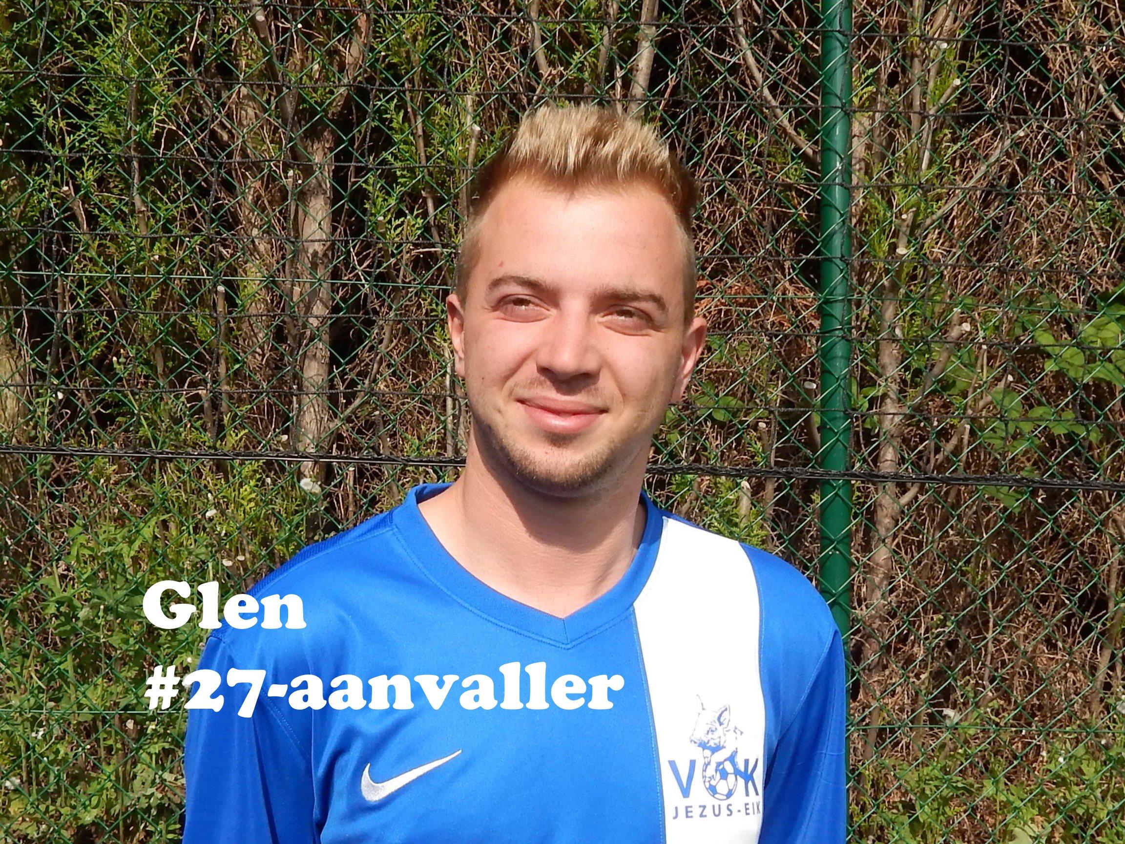 Glen - Aanvaller - 27