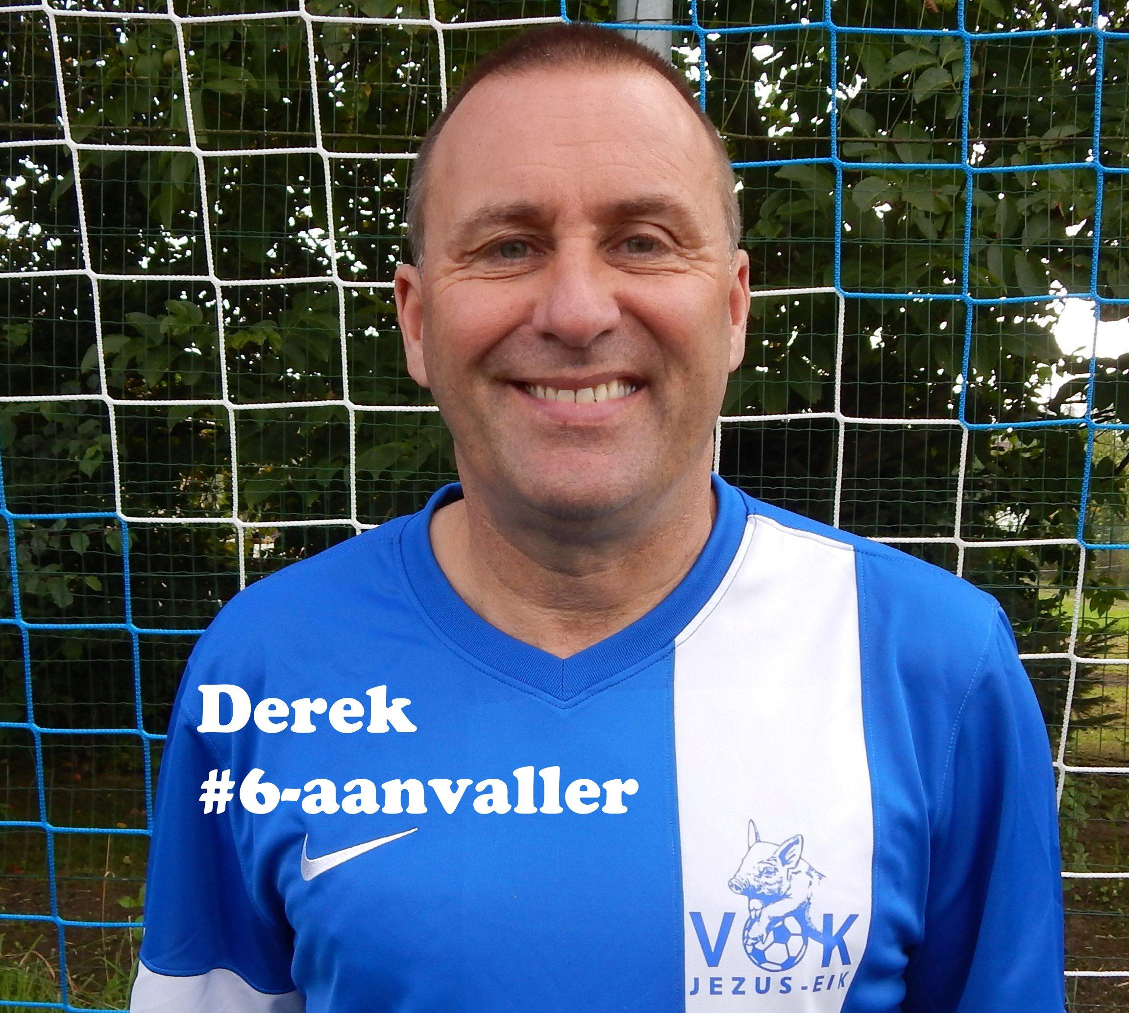 Derek - Aanvaller - 6