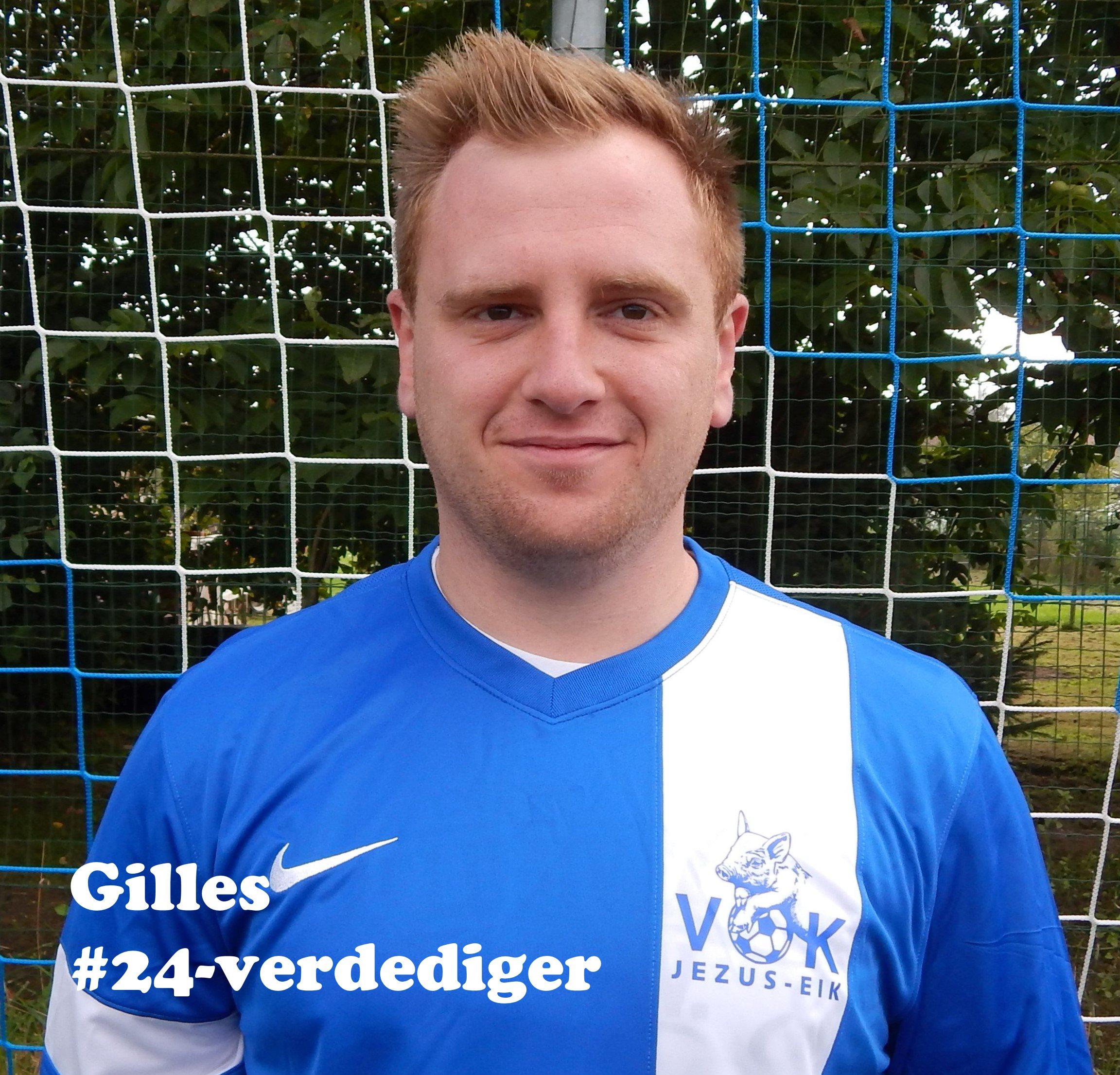 Gilles - Verdediger - 24