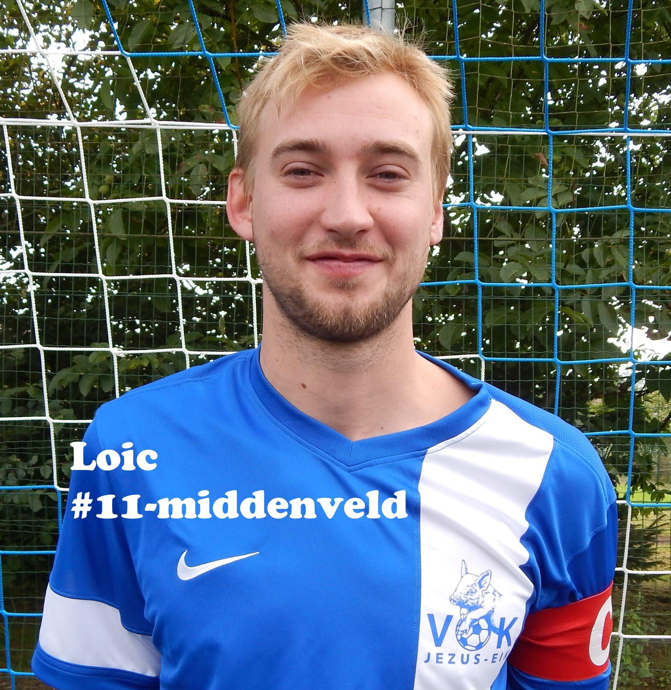 Loic - Middenveld - 11