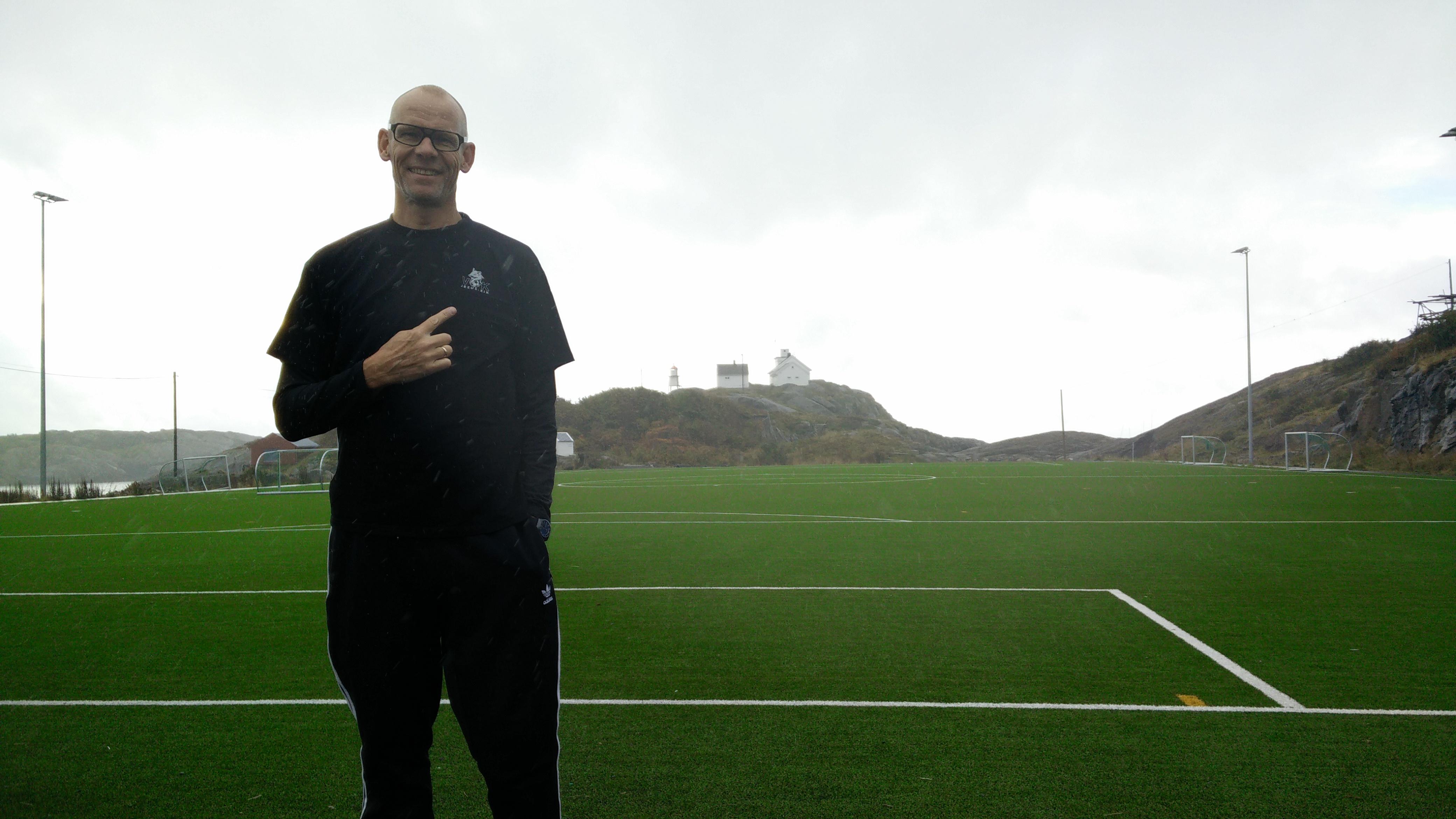 Simon, Henningsvaer, Lofoten Noorwegen2016