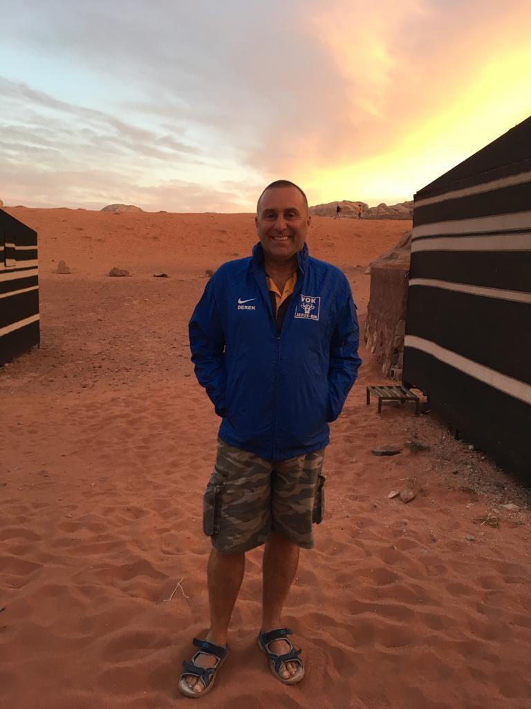 Derek Wadi Rum 2019