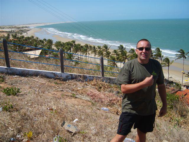 Derek, Fortaleza, Brazilië 2006