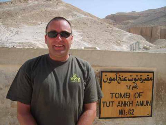 Derek, Egypte 2007