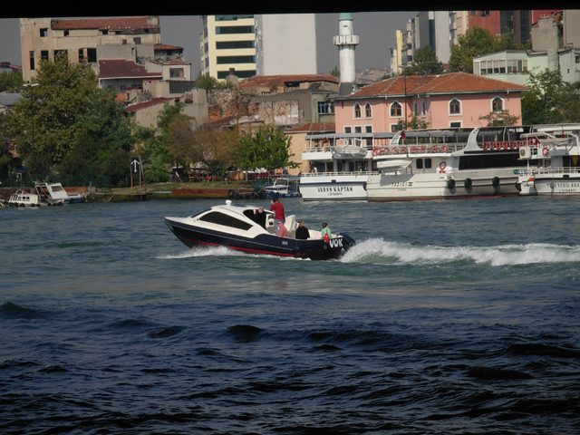 Selle, Istanbul 2010