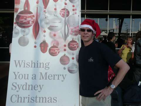 Simon, Sydney 2009