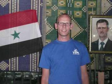 Simon, Syrië 2009